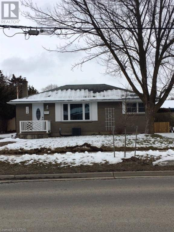 House for sale at 164 Mcnay St London Ontario - MLS: 244469