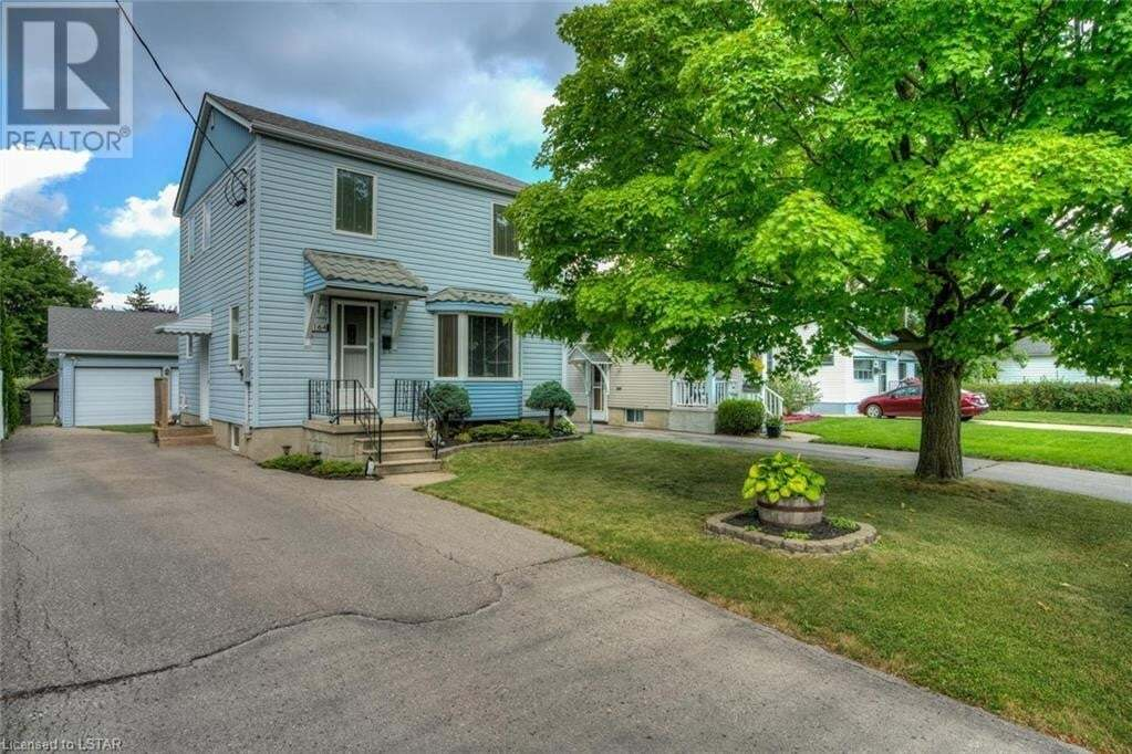 House for sale at 164 Myrtle St St. Thomas Ontario - MLS: 276745