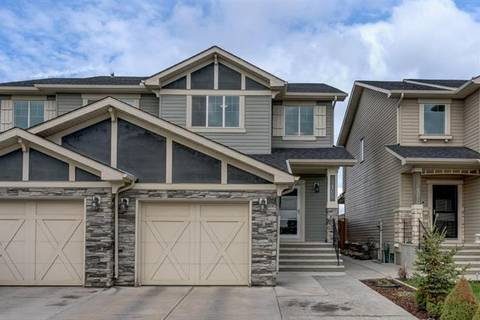 Townhouse for sale at 164 New Brighton Landng Southeast Calgary Alberta - MLS: C4244056