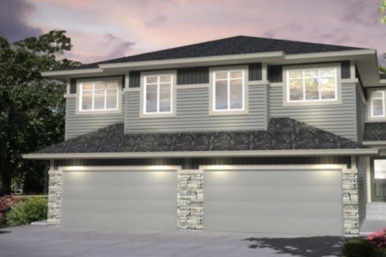 Townhouse for sale at 164 Rankin Dr St. Albert Alberta - MLS: E4199025