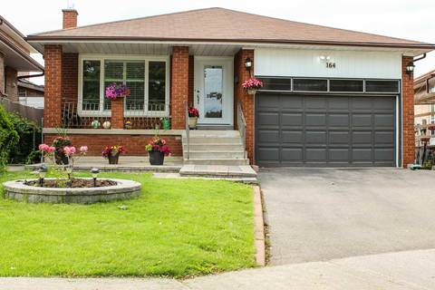 House for sale at 164 Robbinstone Dr Toronto Ontario - MLS: E4491380