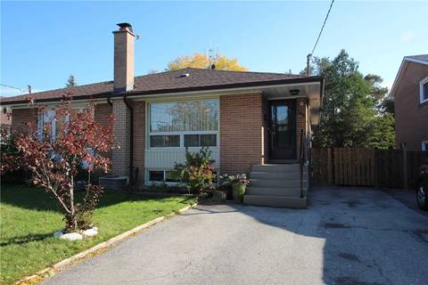 Townhouse for sale at 164 Roywood Dr Toronto Ontario - MLS: C4613750