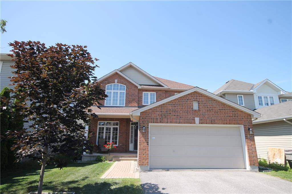House for sale at 164 Steeple Chase Dr Ottawa Ontario - MLS: 1164657