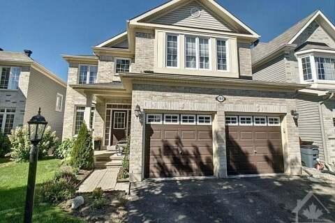 House for sale at 164 Sunita Cres Ottawa Ontario - MLS: 1211071