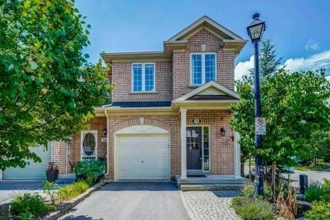 Townhouse for sale at 164 Tom Taylor Cres Newmarket Ontario - MLS: N4848812