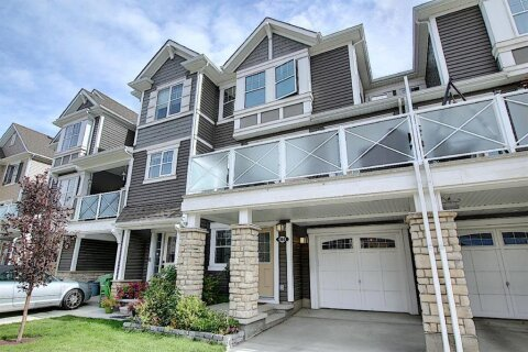 Townhouse for sale at 164 Windford  Gdns SW Airdrie Alberta - MLS: A1036857