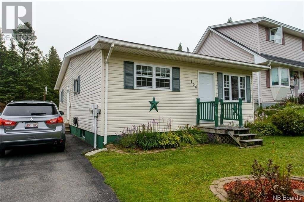 House for sale at 164 Wyatt Cres Saint John New Brunswick - MLS: NB046831