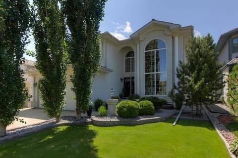 House for sale at 1640 Welbourn Cv  Nw Edmonton Alberta - MLS: E4157718
