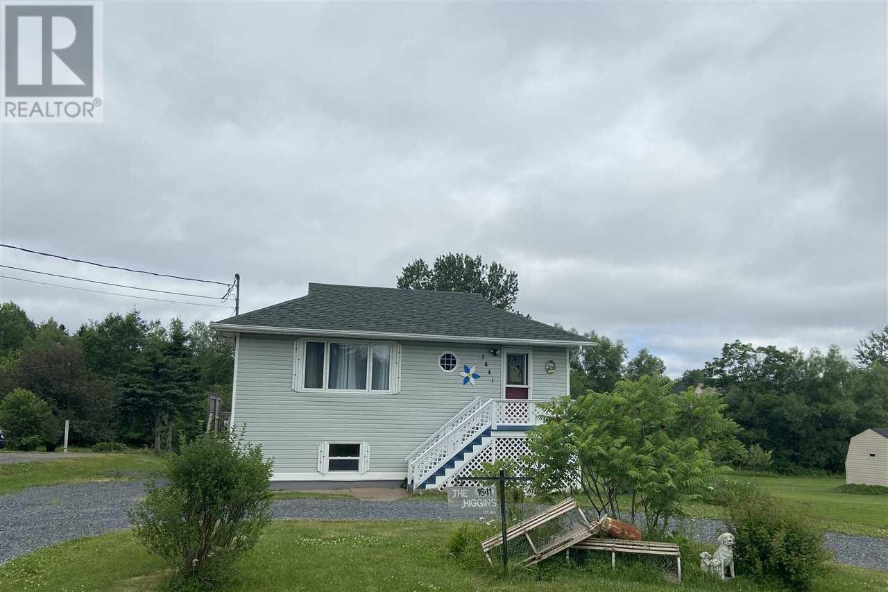 House for sale at 1641 Acadia Ave Westville Nova Scotia - MLS: 202012236