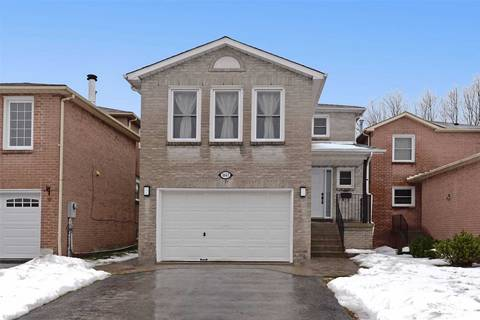 House for sale at 1641 Fairfield Cres Pickering Ontario - MLS: E4652133