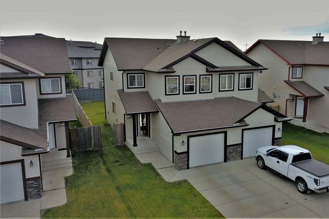 Townhouse for sale at 16417 60 St NW Edmonton Alberta - MLS: E4211804