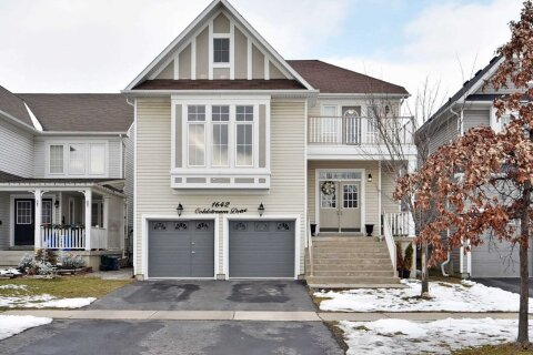 House for sale at 1642 Coldstream Dr Oshawa Ontario - MLS: E5088560