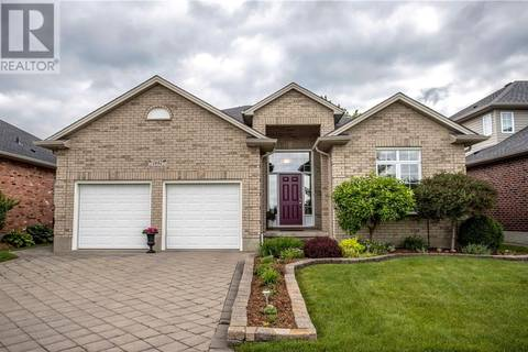 House for sale at 1642 Riverbend Rd London Ontario - MLS: 202935