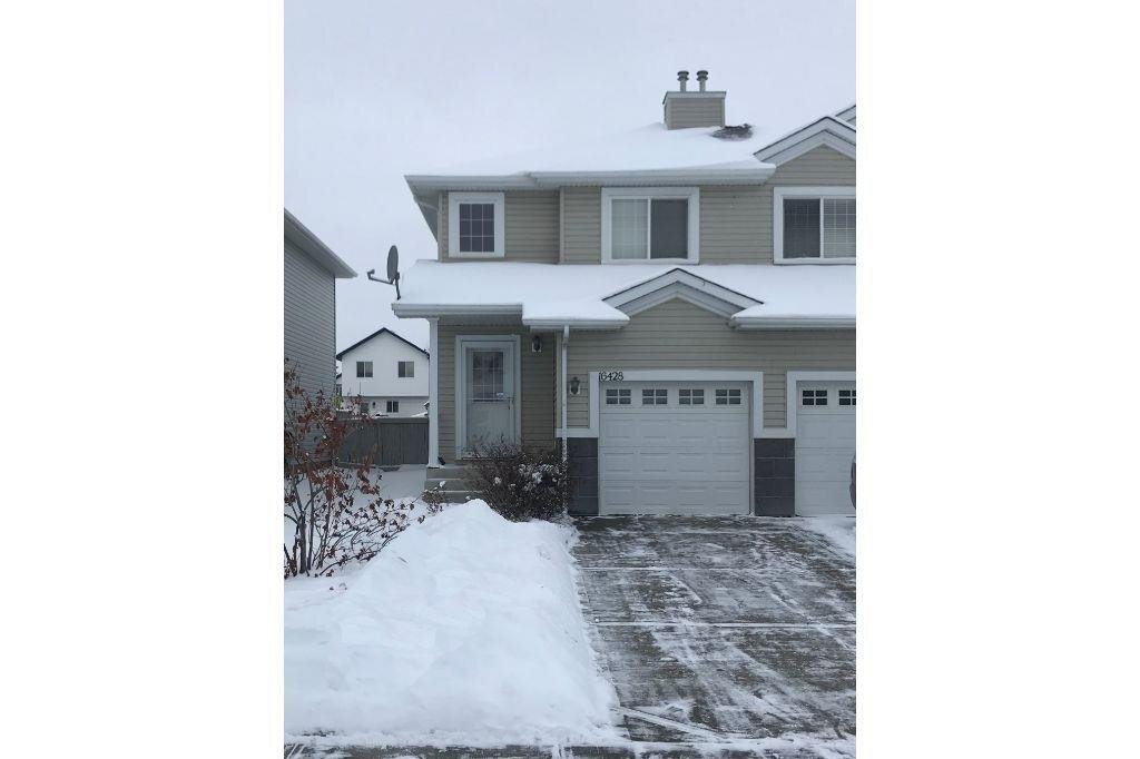 Townhouse for sale at 16428 56 St NW Edmonton Alberta - MLS: E4221625