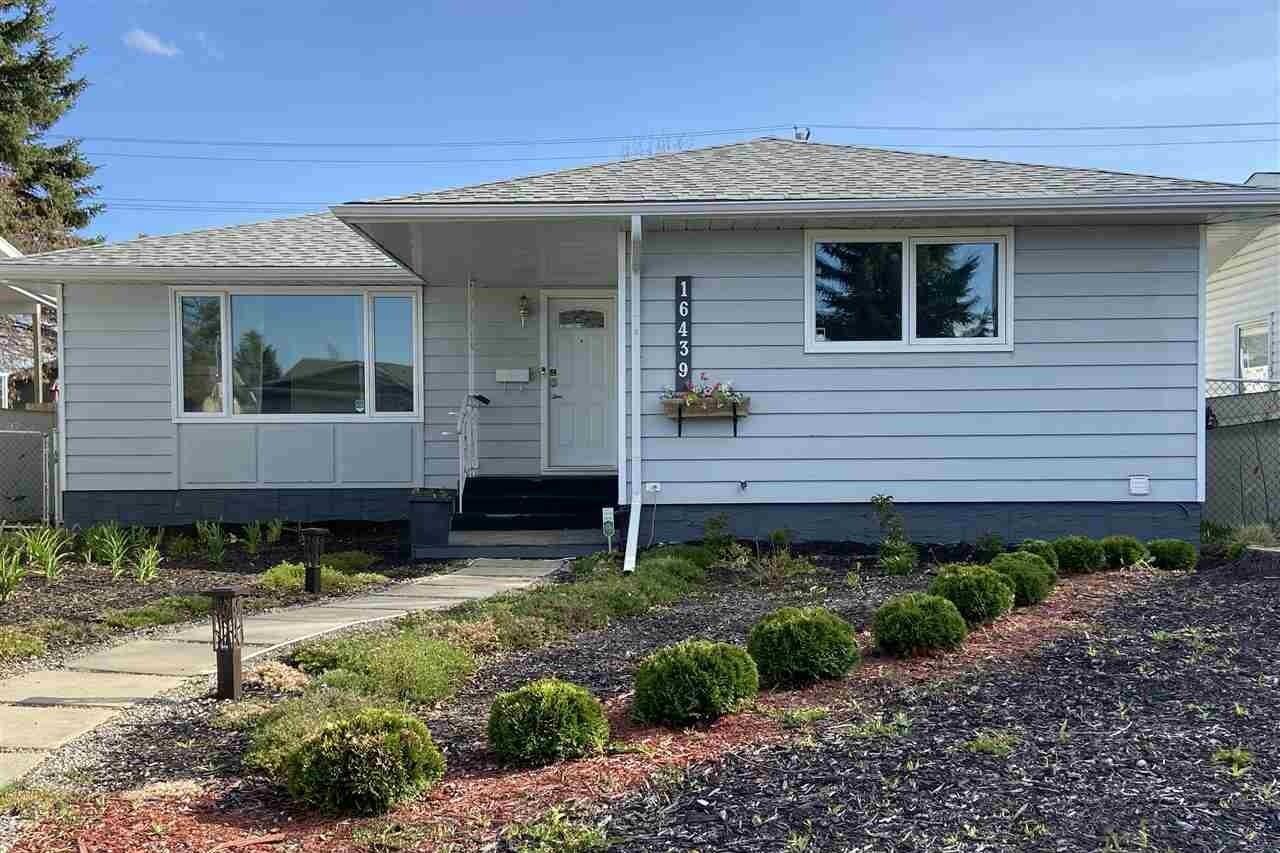 House for sale at 16439 79a Av NW Edmonton Alberta - MLS: E4197750