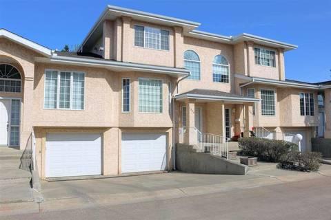 Townhouse for sale at 1644 Jamha Rd Nw Edmonton Alberta - MLS: E4155070