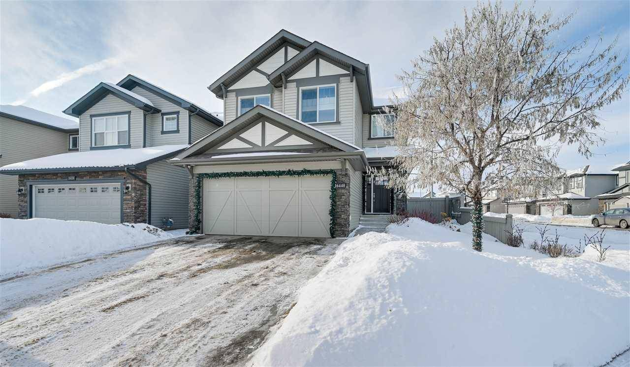 House for sale at 16440 136 St Nw Edmonton Alberta - MLS: E4185513