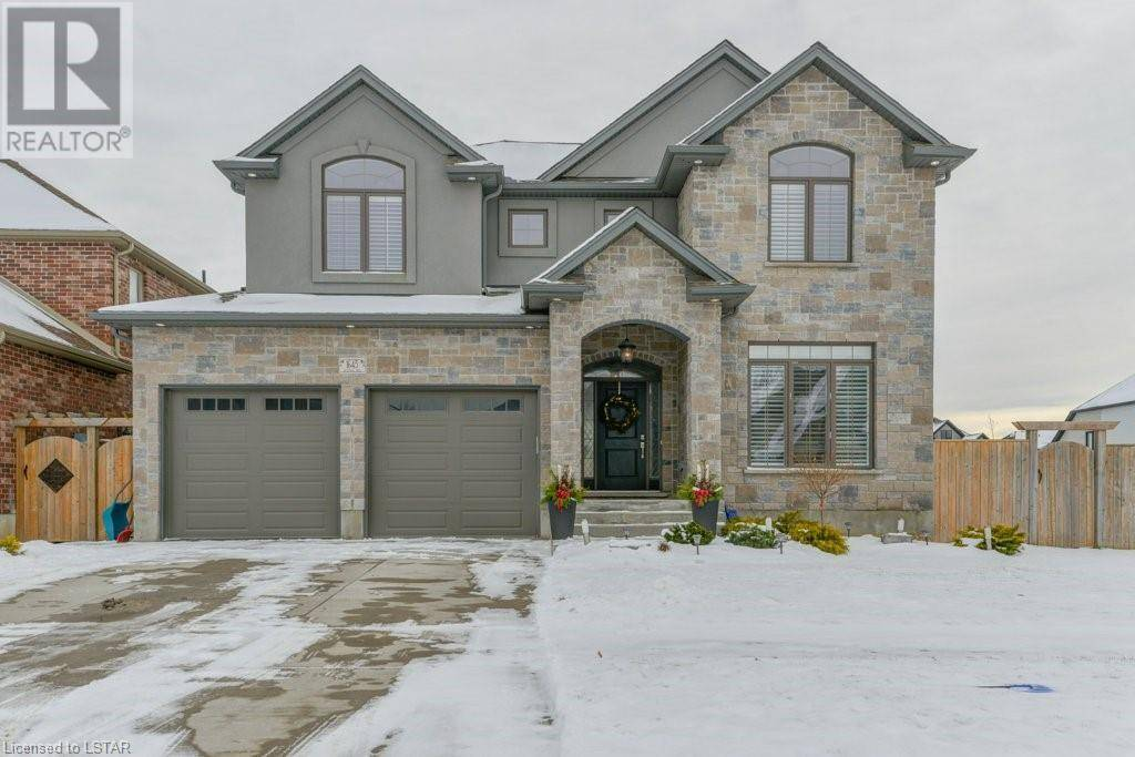 House for sale at 1645 Blackwell Blvd London Ontario - MLS: 239770