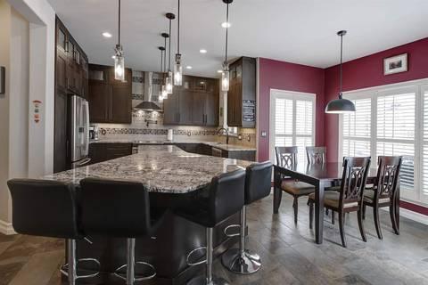 House for sale at 1645 Glastonbury Blvd Nw Edmonton Alberta - MLS: E4146895