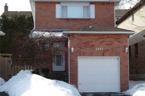 House for sale at 1645 Tawnberry St Pickering Ontario - MLS: E4366969