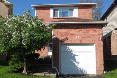 House for sale at 1645 Tawnberry St Pickering Ontario - MLS: E4441236