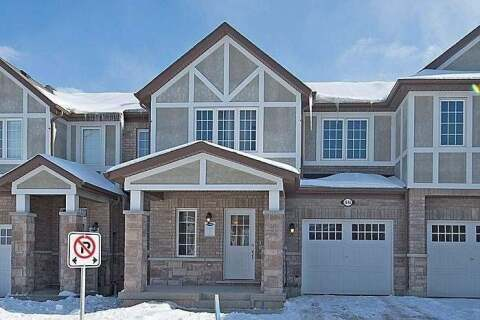 Townhouse for rent at 1646 Gainer Cres Milton Ontario - MLS: W4775119