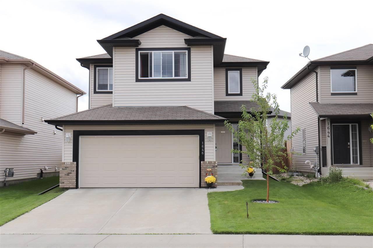 1646 Hammond Crescent Nw, Edmonton | Image 2