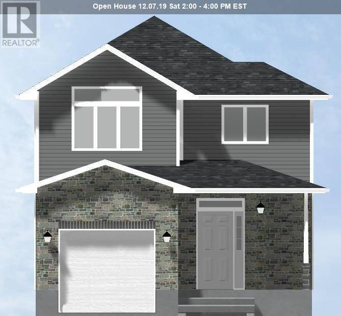 House for sale at 40 Brookedayle (lot 40) Ave Unit 1647 Kingston Ontario - MLS: K19006465