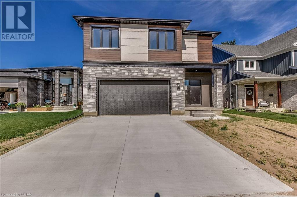 House for sale at 1648 Applerock Ave London Ontario - MLS: 224143