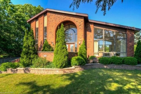 House for sale at 1648 Stoneybrook Cres London Ontario - MLS: 40017357