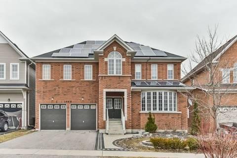House for sale at 1649 Ballantrae Dr Oshawa Ontario - MLS: E4419009