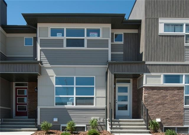 Sold: 1649 Cornerstone Boulevard Northeast, Calgary, AB