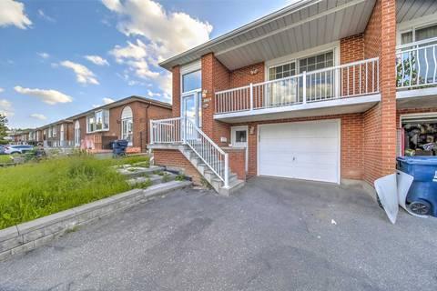 Townhouse for sale at 164 Edmonton Dr Toronto Ontario - MLS: C4501732