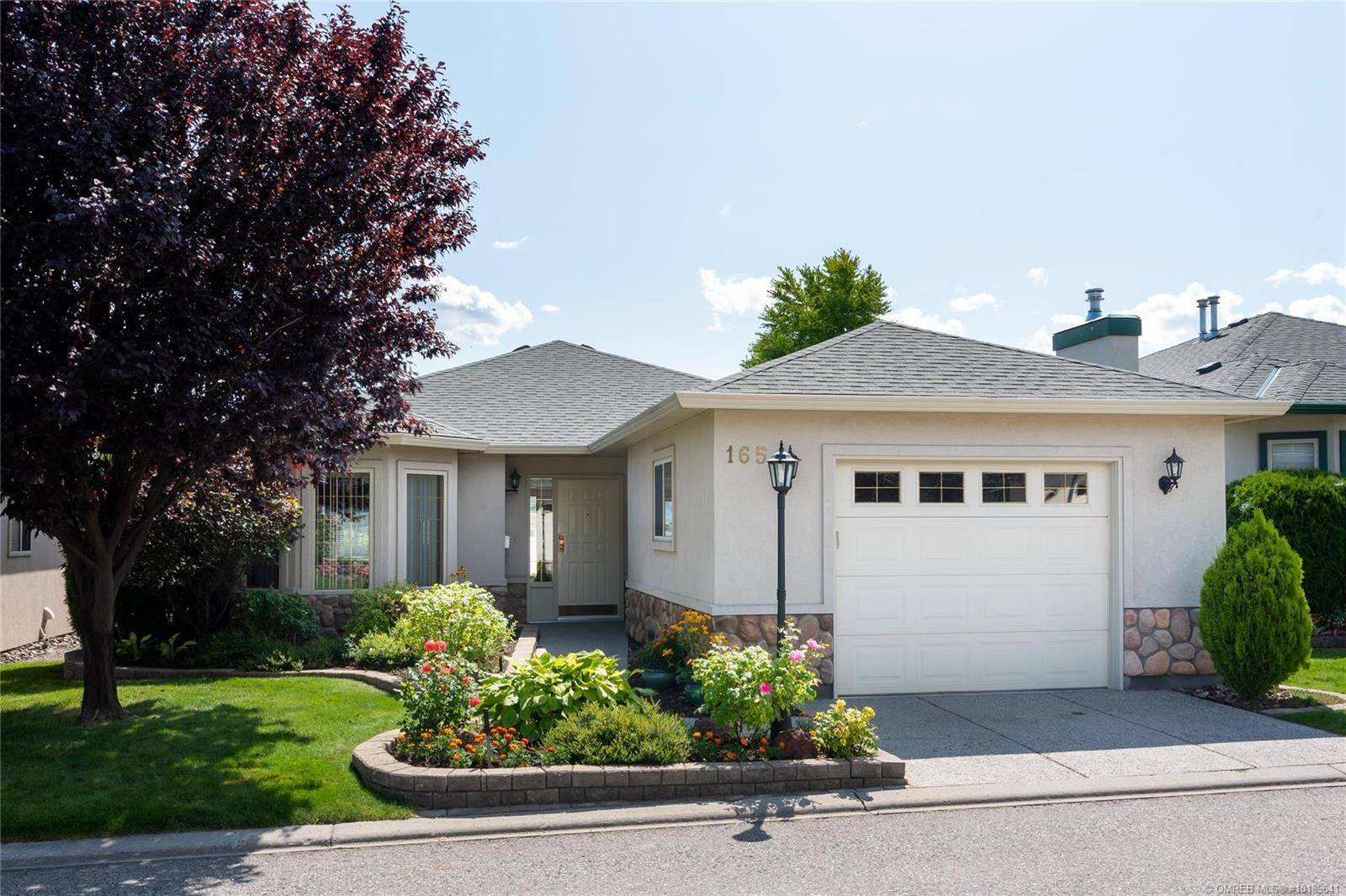 Townhouse for sale at 2330 Butt Rd Unit 165 West Kelowna British Columbia - MLS: 10189641