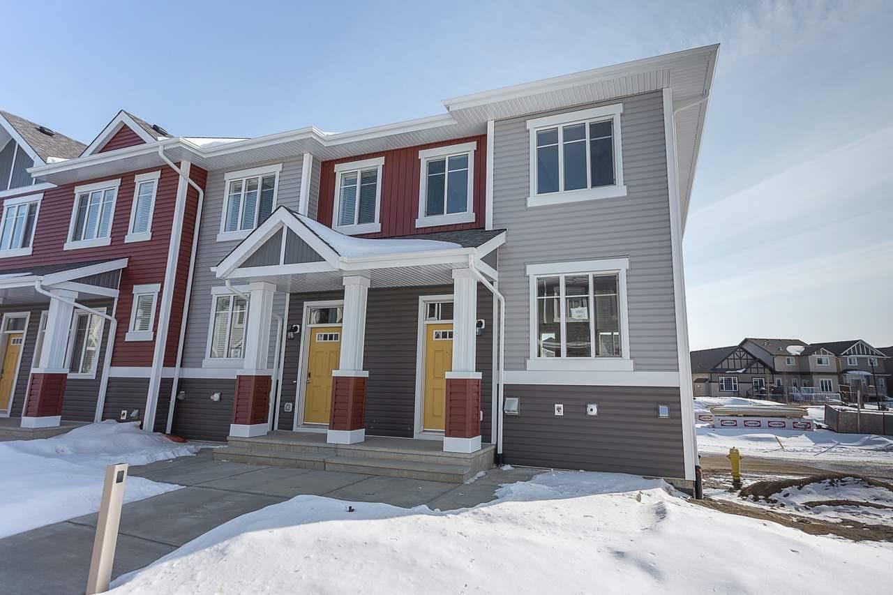 Townhouse for sale at 2905 141 St Sw Unit 165 Edmonton Alberta - MLS: E4192759
