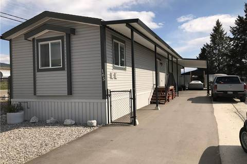 Home for sale at 9020 Jim Bailey Rd Unit 165 Lake Country British Columbia - MLS: 10181480