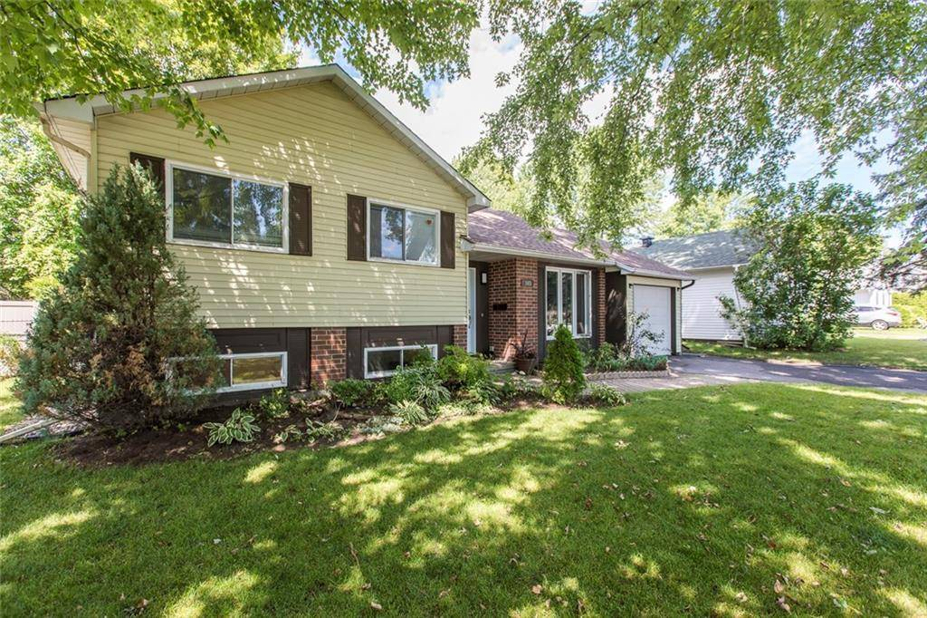 House for sale at 165 Abbeyhill Dr Ottawa Ontario - MLS: 1165376