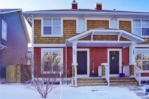 Townhouse for sale at 165 Auburn Bay Blvd Southeast Calgary Alberta - MLS: C4281992