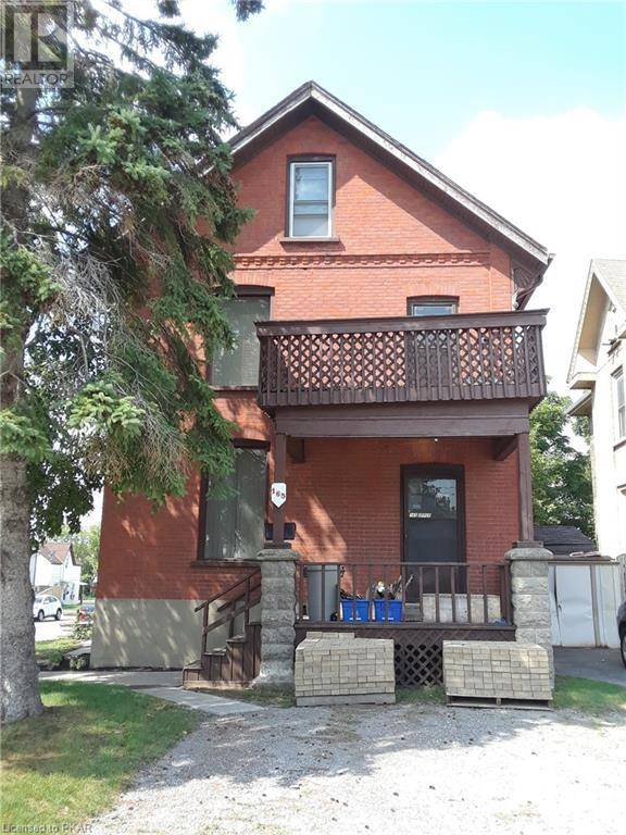 Townhouse for sale at 165 Aylmer St North Peterborough Ontario - MLS: 241167