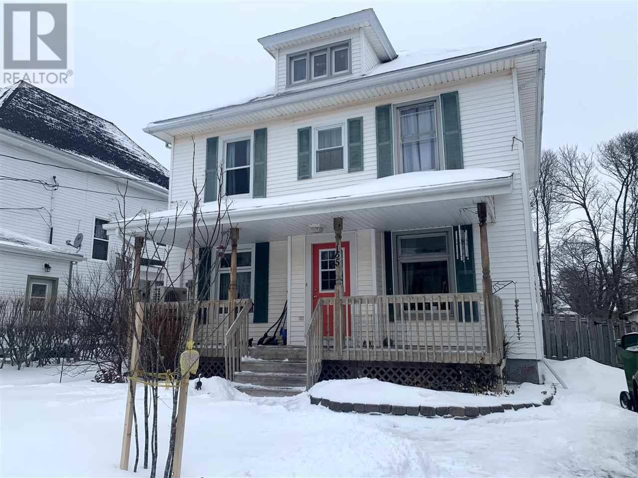 House for sale at 165 Belmont St Summerside Prince Edward Island - MLS: 202001679