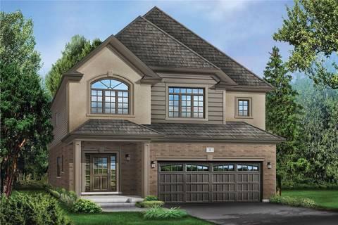 House for sale at 165 Bilanski Farm Rd Brantford Ontario - MLS: X4681778