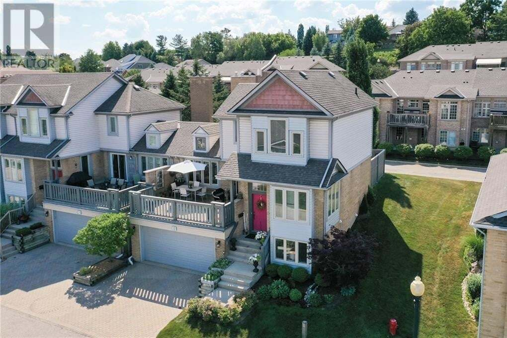 Townhouse for sale at 165 Chandos Dr Kitchener Ontario - MLS: 30818593
