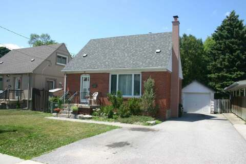 House for sale at 165 Clearbrooke Circ Toronto Ontario - MLS: W4818383
