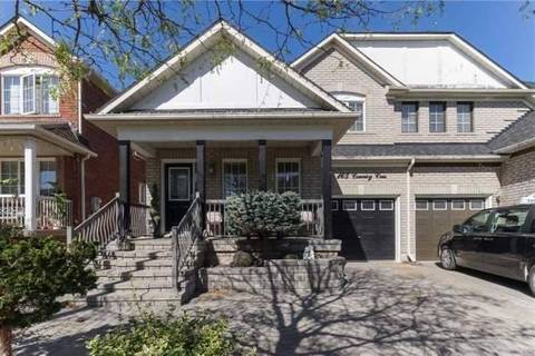 Townhouse for rent at 165 Convoy Cres Vaughan Ontario - MLS: N4520023