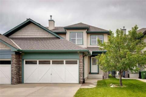 Townhouse for sale at 165 Cougarstone Pl SW Calgary Alberta - MLS: C4306041