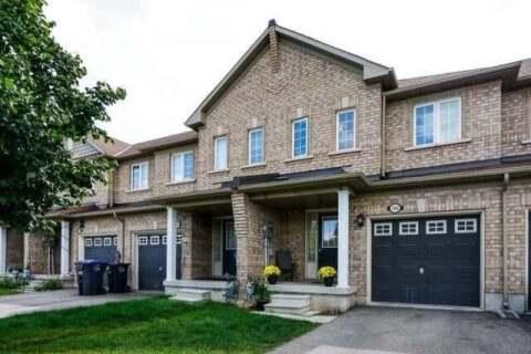 Townhouse for sale at 165 Crystal Glen Cres Brampton Ontario - MLS: W4816160