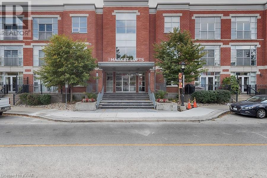 Condo for sale at 165 Duke St East Kitchener Ontario - MLS: 40025194