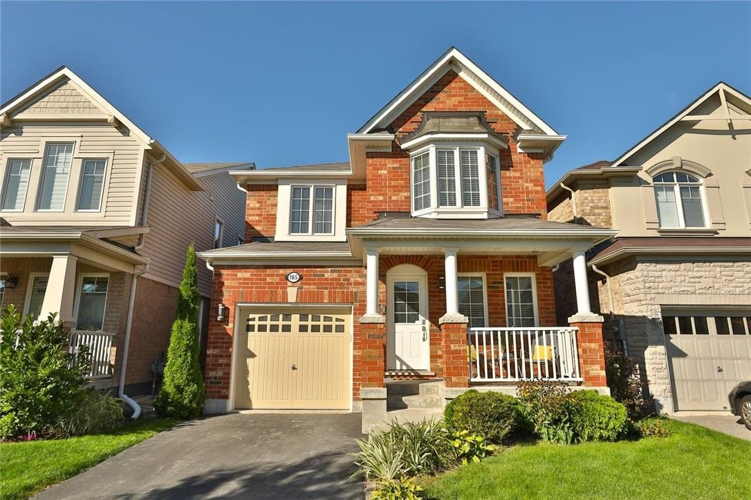 House for sale at 165 Emick Dr Ancaster Ontario - MLS: H4089097