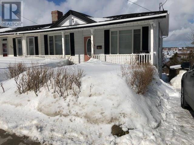 House for sale at 165 Forest Rd St John's Newfoundland - MLS: 1212102