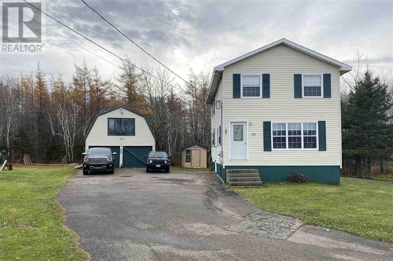 House for sale at 165 Forest St Glace Bay Nova Scotia - MLS: 202023675